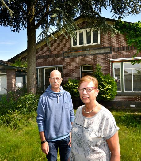 Schalkwijk brengt laatste groet aan Het Gebouw, waar het lief en leed deelde