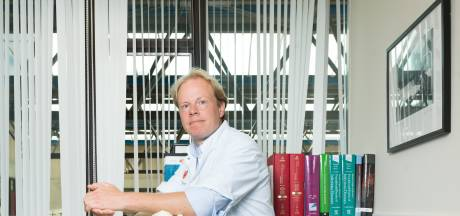 Infectioloog Joost Wiersinga: 'De doorbraken zijn op de vingers van één hand te tellen'