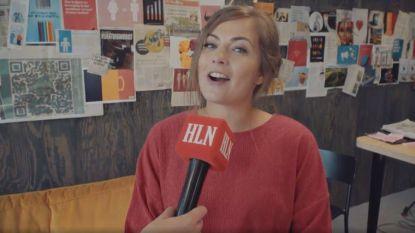 """Frances Lefebure maakt ons warm voor 'Make Belgium Great Again': """"Veel nachtwerk en veel de slappe lach"""""""