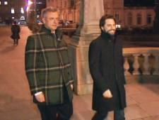 Georges-Louis Bouchez (MR) et Joachim Coens (CD&V) nommés informateurs