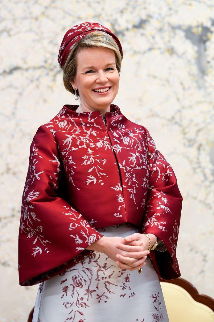 Dat de Belgische en Nederlandse koningin met Natan dezelfde hofleverancier hebben, is wel duidelijk.