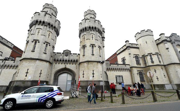 Archiefbeeld. Gevangenis Sint-Gillis