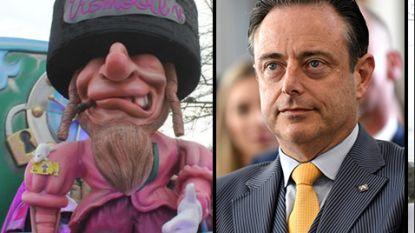 """Bart De Wever toont geen begrip voor joodse carnavalswagen: """"Dit valt niet uit te leggen"""""""