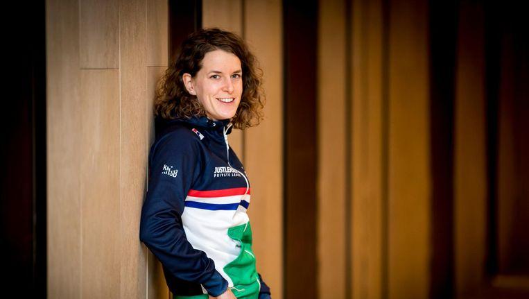 Ireen Wüst won haar twaalfde wereldtitel. Beeld anp