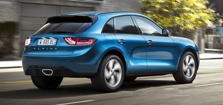 Renault-topman Carlos Ghosn gunt Alpine een SUV