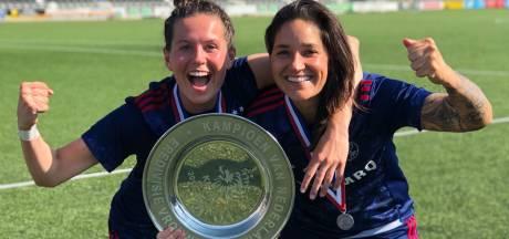 Ajax-vrouwen prolongeren landstitel