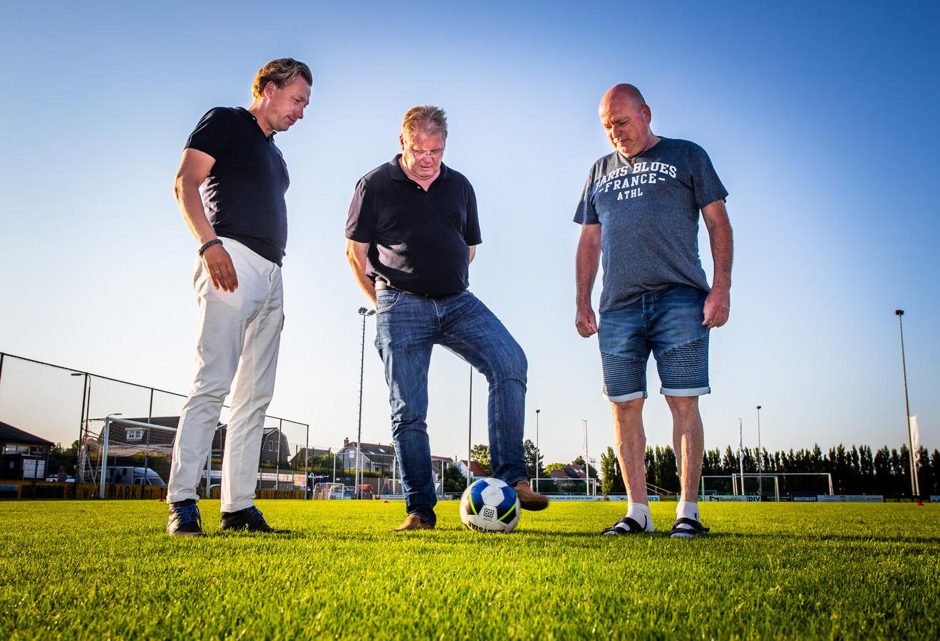 Walking football, straks toch ook in de Hoeksche Waard?