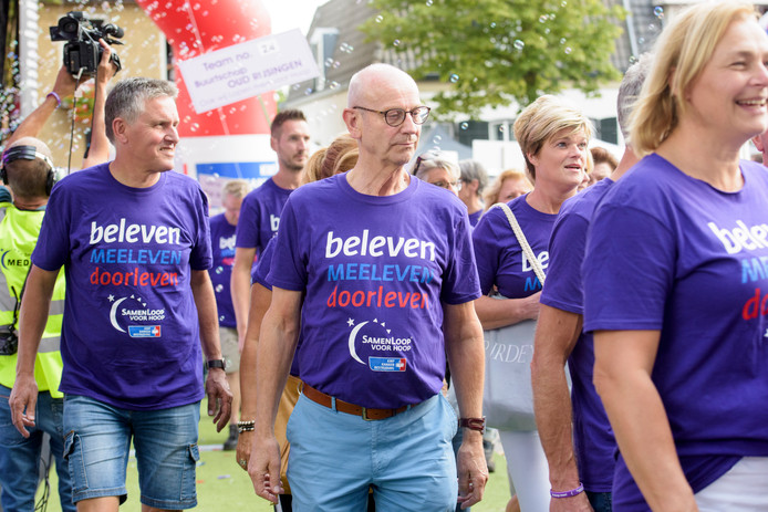 Start Samenloop voor Hoop in Sint-Oedenrode