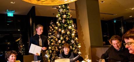 Restaurants in de regio al volgeboekt met kerst