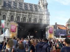Kickoff-festival voor aftrap studiejaar smaakt naar meer: 'het was een heel mooi feest'