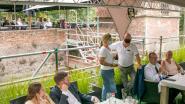 'Chateau sur l'eau': Kasteel Walburg pakt uit met terras op kasteelvijver