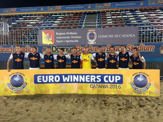 Het team van de Pelikaan. Foto: Bert-Jan Lukje