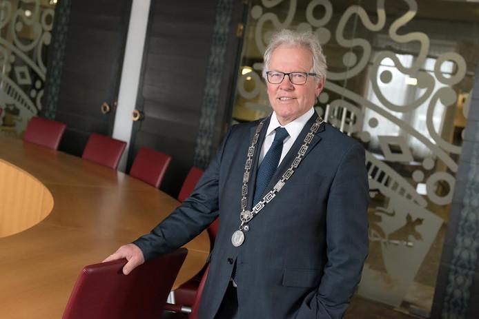 Burgemeester Veltman van Someren