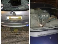 Spoor van vernieling aan auto's in Enschede: 'Alsof ze met een honkbalknuppel door de wijk zijn gegaan'