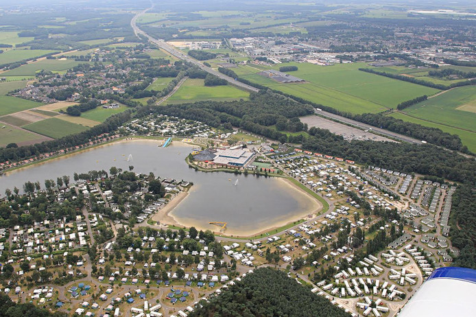 Recreatiepark Prinsenmeer in Ommel, onderdeel van de Oostappen Groep.