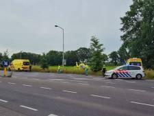 Traumaheli naar azc Oisterwijk voor 'ernstig medisch incident'