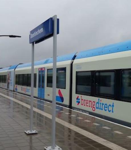 Uitvallende treinen tussen Arnhem en Doetinchem toenemend probleem: 'Er paste niemand meer in'