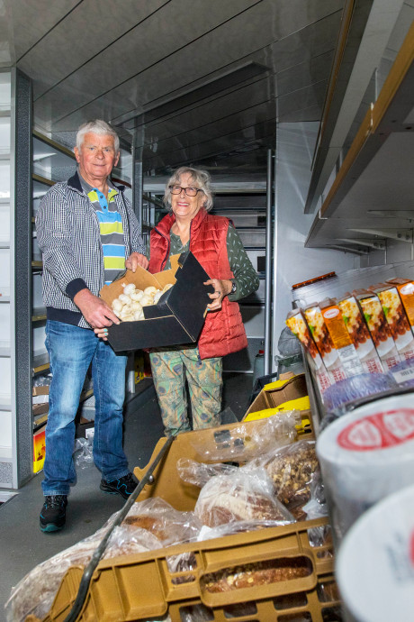 Voedselbank Haaglanden is op zoek naar meer armen