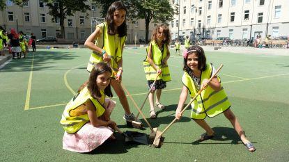 Jongeren zetten zich in tegen zwerfvuil