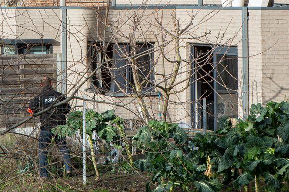 Politie en parket voeren een onderzoek naar de omstandigheden van de brand.