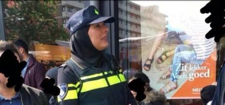 Uitspraak: Rotterdamse agente mag hoofddoek dragen