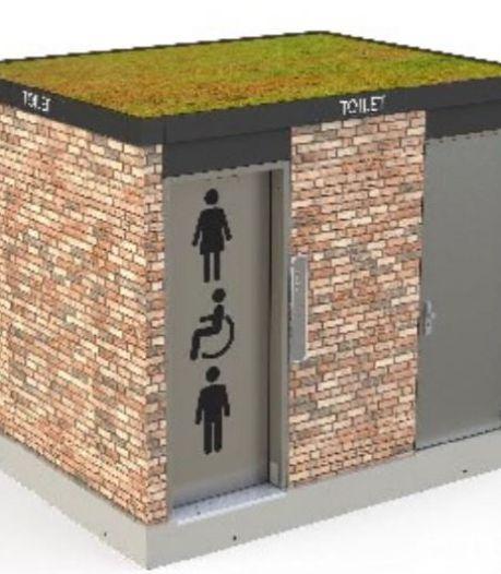 Petitie voor andere plek openbaar toilet Zaltbommel