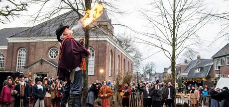 De mooiste foto's van het Historisch Schouwspel in Den Ham