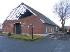 Storm houdt stevig huis in Enschede en Haaksbergen