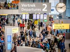 Begin vakantie verloopt zonder problemen op Schiphol