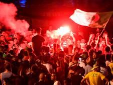 282 interpellations en France après la victoire de l'Algérie à la CAN