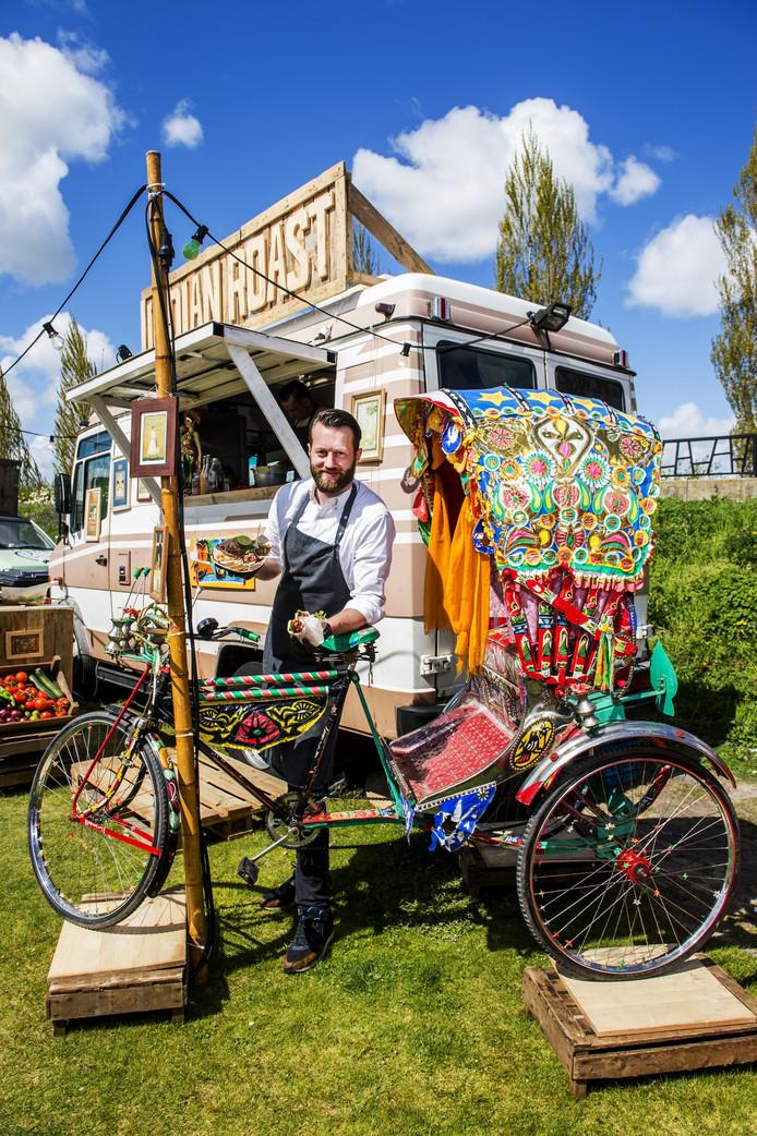 Frans Breeveld: 'Zo'n tripje naar Emmen zie ik als een minivakantie.'