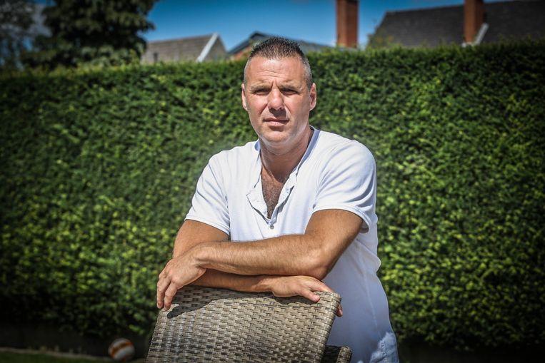 Menen¿¿Christophe Decoene ziet hoofverdachte in dodelijke steekpartij RAW13¿¿foto : Henk Deleu