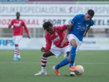 Een droom aan duigen, SDC Putten maakt voetbalteam van azc Hardenberg genadeloos in: 13-1