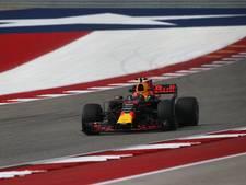 Tweede tijd in tweede training voor Max, alleen Hamilton sneller