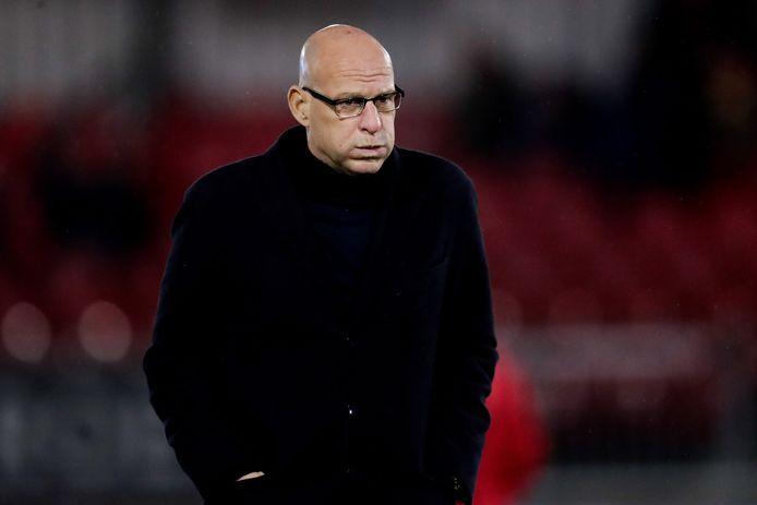 Coach Klaas Wels