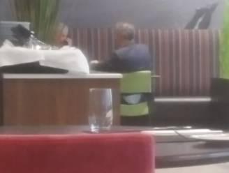 Coens en De Crem overtreden coronaregels door in restaurant van hotel te lunchen