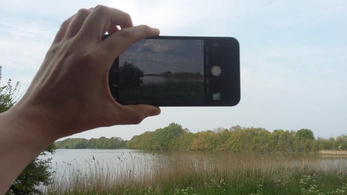 Fotograferen met een smartphone gaat prima.