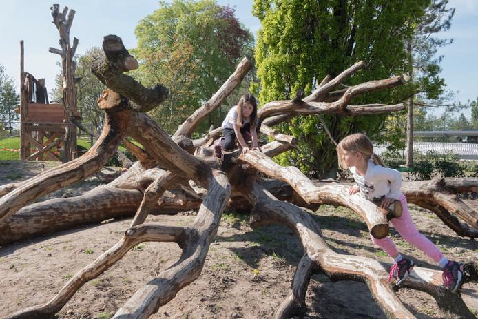 Gennep Krijgt Mogelijk Natuurspeeltuin Maasland Gelderlandernl