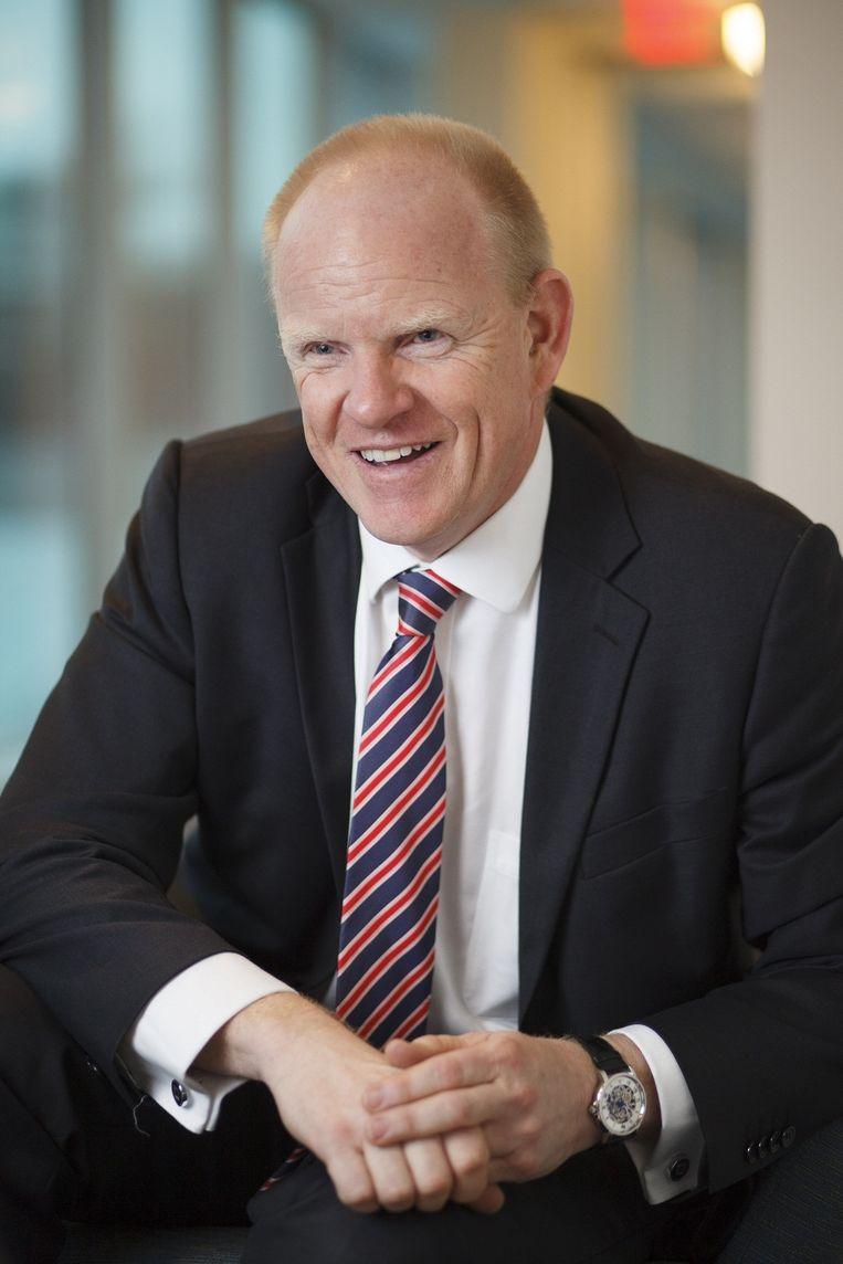 Gerald Schotman, directeur van de Nam sinds oktober 2014. Beeld TR beeld