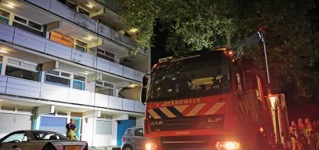 Airfryer vliegt in brand in Doetinchemse flatwoning