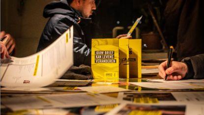 Schrijfmarathon Amnesty International ook in Sint-Niklaas