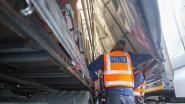 Politie controleerde vrachtwagens op ladingzekering en negeren tonnagebeperking