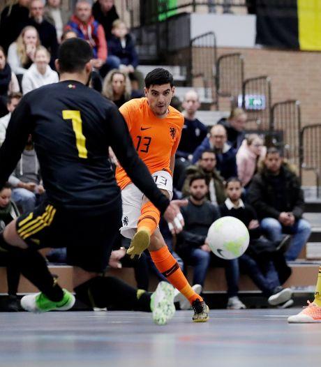 Zaalvoetbalinterlands Oranje tegen wereldkampioen Argentinië afgelast
