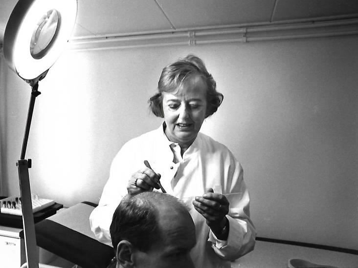 Gezaghebbend dermatoloog ging nooit met pensioen