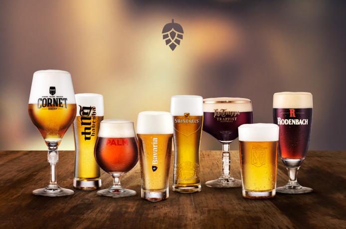 De nieuwe handelsnaam Swinkels Family Brewers geldt voor de professionele markt.