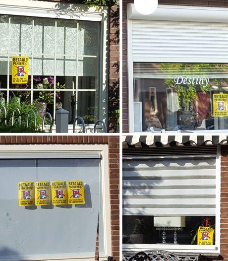 Voor 1 euro per maand wil ik ook wel betaald parkeren in mijn straat!
