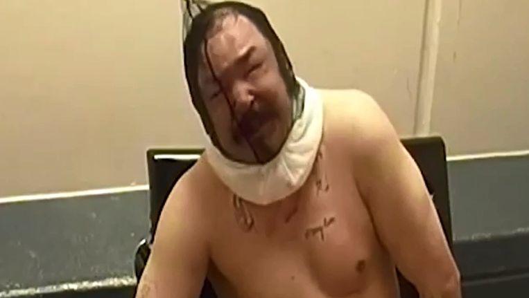 Christopher Lopez, die in zijn cel is gestorven aan de gevolgen van een makkelijk te verhelpen bloedaandoening. Beeld Human Rights Watch