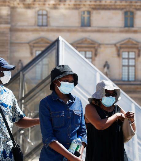 Le masque obligatoire dans certaines zones à Paris