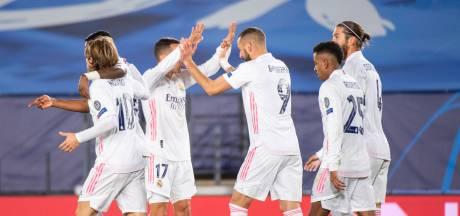 Real voorkomt blamage dankzij Benzema, Inter met lege handen
