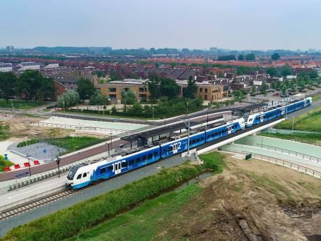 Station Zwolle Stadshagen in gebruik: proef van twee weken begint op 2 juni